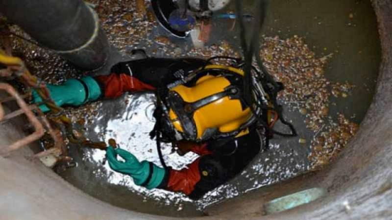 Contaminated Diving Services